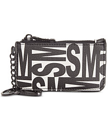 Steve Madden Queen Logo Coin Purse