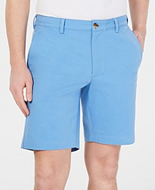 "Men's Regular-Fit 9"" 4-Way Stretch Shorts, Created for Macy's"