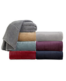 Vellux Luxury Plush Blanket