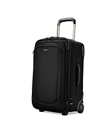 Samsonite Silhouette 16 Softside Expandable Wheeled Carry-On