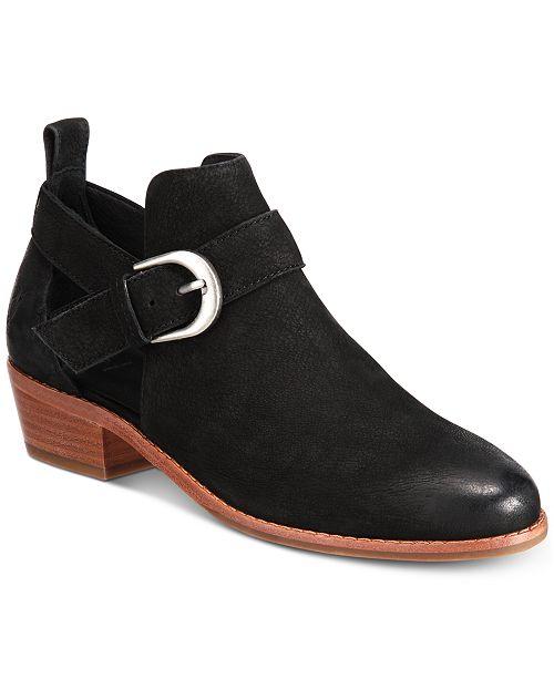 a3d9f13e9f565 Frye Women's Mia Cutout Booties & Reviews - Boots - Shoes - Macy's