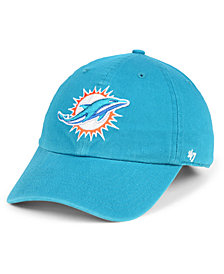 '47 Brand Miami Dolphins CLEAN UP Cap