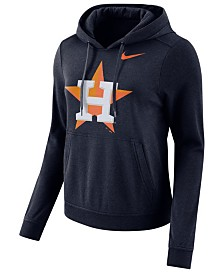 Nike Women's Houston Astros Club Pullover Hoodie