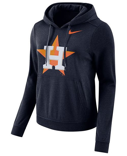 online retailer a66f9 aab46 Women's Houston Astros Club Pullover Hoodie