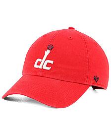 '47 Brand Washington Wizards CLEAN UP Cap