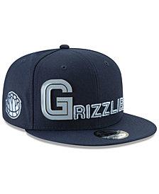 New Era Memphis Grizzlies Enamel Script 9FIFTY Snapback Cap