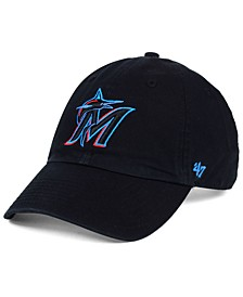Miami Marlins On-Field Replica CLEAN UP Cap