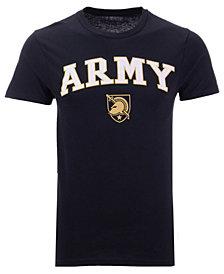 Retro Brand Men's Army Black Knights Midsize T-Shirt