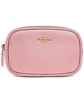 5c6475789c4 COACH Polished Pebble Belt Bag