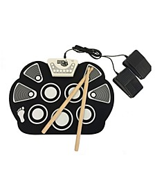Mukikim - Rock And Roll It Flexible Roll-Up Drum Kit