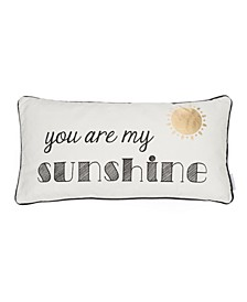 Home You Are My Sunshine Pillow