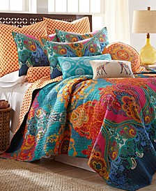 Home Mackenzie Full/Queen Quilt Set