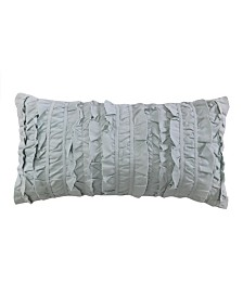 Levtex Home Ditsy Spa Ruched Pillow