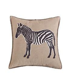 Levtex Home Mirage Zebra Pillow