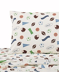 Home MVP Twin Sheet Set
