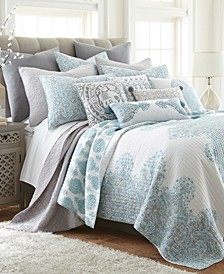 Home Avalon Spa Twin Quilt Set