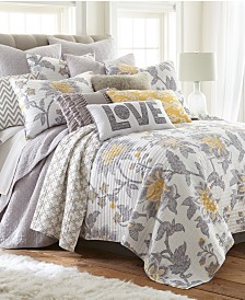 Levtex Home Reverie Full/Queen Quilt Set