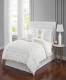 Dottie 6 Piece Comforter Set Queen