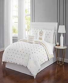 Dottie 6 Piece Comforter Set Queen
