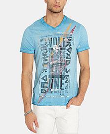Buffalo David Bitton Men's Taoriginal Graphic T-Shirt