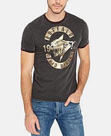 Buffalo David Bitton Men's Tyfiz Graphic T-Shirt