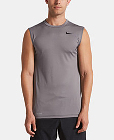 Nike Men's Hydroguard Moisture-Wicking Sleeveless Rash Guard