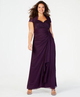 Plus Size Prom Dresses 2019 - Macy's