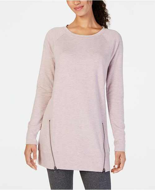 Ideology Side-Zipper Tunic, Created for Macy's