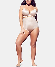 Trendy Plus Size Smooth & Chic Control Brief