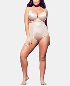 City Chic Trendy Plus Size Smooth & Chic Control Brief