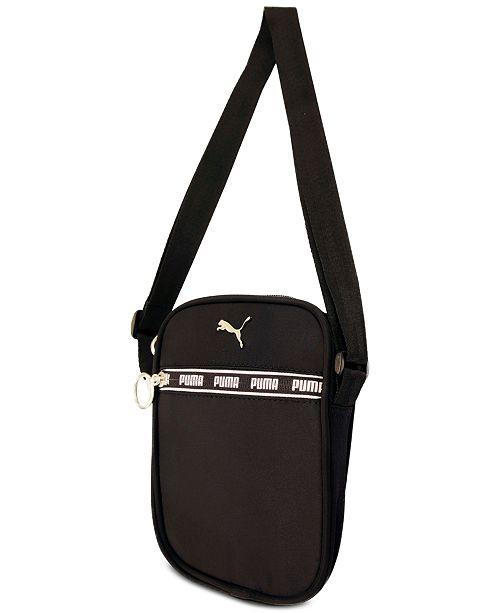 735e2f343883 Puma Logo Crossbody Bag   Reviews - Women s Brands - Women - Macy s