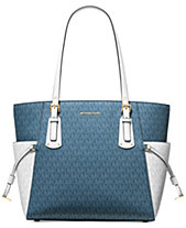 MICHAEL Michael Kors Voyager East West Signature Tote bf7fbb56bc
