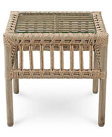 Lavena Outdoor End Table, Created for Macy's