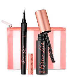 Limited Edition Roller Liner, Trial-Size Rollerlash and Benefit pouch! Only $22 with any Beauty Purchase! A $30 Value!