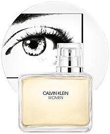 Calvin Klein Women Eau de Toilette, 3.3-oz.