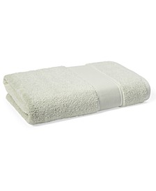 "Sanders  Antimicrobial Cotton Solid 30"" x 56"" Bath Towel"