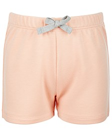 Toddler Girls Bow-Waist Shorts, Created for Macy's