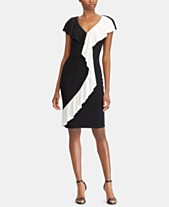 662c75bb9c9 Ralph Lauren Petite Clothing - Dresses   More - Macy s