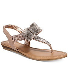Seana Flat Sandals, Created for Macy's