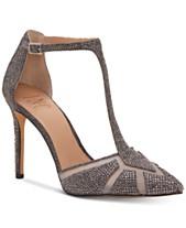 39e8177e0e20 I.N.C. Women s Karsyn T-Strap Evening Sandals