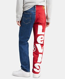Levi's® Men's 541 Colorblocked Logo Jeans