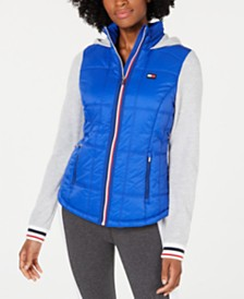 Tommy Hilfiger Sport Hooded Puffer Jacket