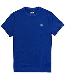 Lacoste Men's Novak Djokovic Performance Stretch Technical T-Shirt