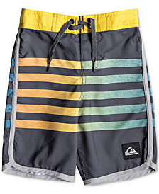 """Quiksilver Toddler Boys Everyday Grassroots 14"""" Board Shorts"""