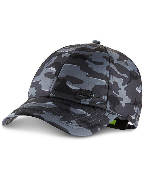 Nike Sportswear AeroBill Camo Cap  Nike Sportswear AeroBill Camo Cap ... ce697add2b4