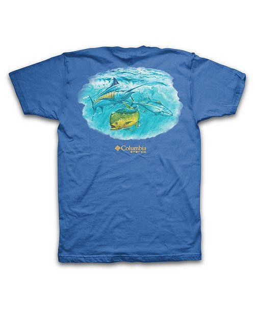Columbia Men's PFG Williamson Graphic T-Shirt