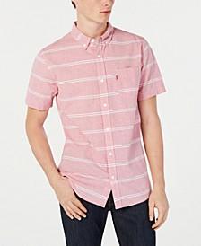 Men's Striped Nep Shirt