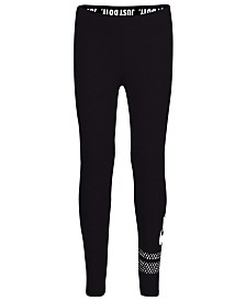Nike Little Girls Futura Logo Leggings
