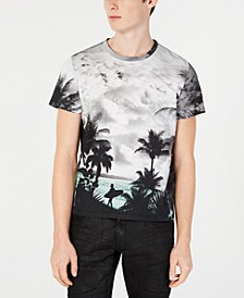 Men's Surf Graphic T-Shirt
