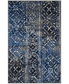 "Safavieh Adirondack Silver and Multi 2'6"" x 4' Area Rug"